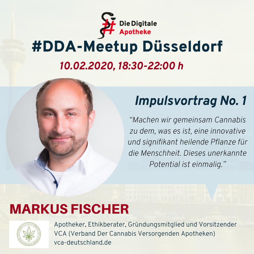 DDA Speaker Meetup Markus Fischer