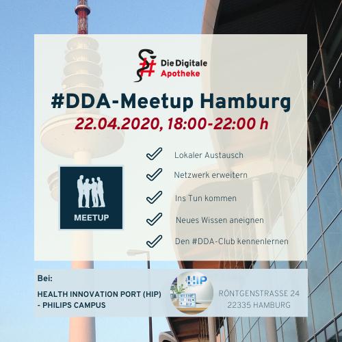 DDA Meetup Apotheke