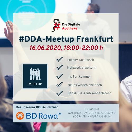 DDA Meetup Frankfurt